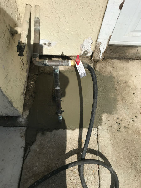 Leak Detection in Tracy, CA